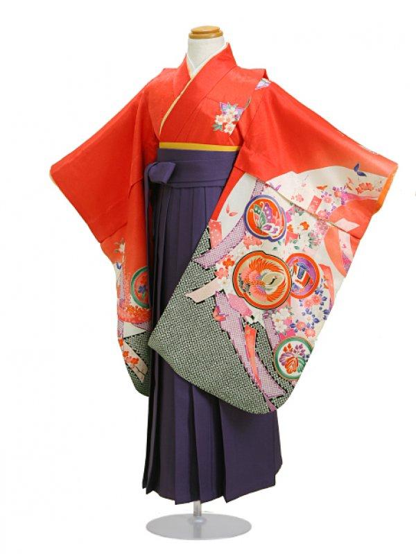 七五三 袴 5~7歳女児 104 卒園式 入学式