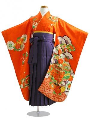 七五三 袴 5~7歳女児 二 卒園式 入学式