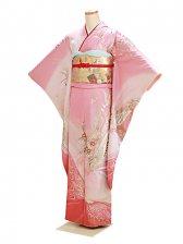振袖 成人式 薄ピンク 0092