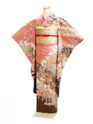 振袖 成人式 ピンク 0127