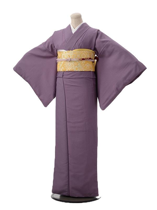 色無地レンタル ADD0015 古代紫色