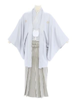 紋付袴168/グレー