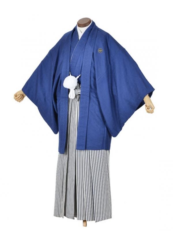 男性用袴・成人式・紺7号