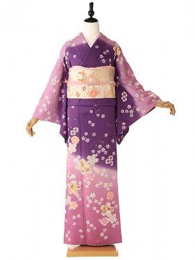 訪問着紫桜6159