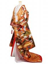 最高級色打掛 0725 正絹刺繍