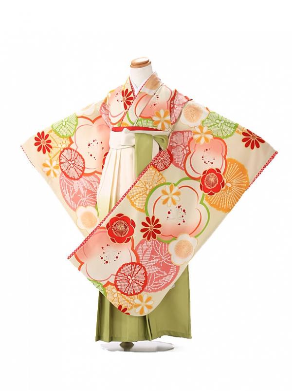卒園式 ジュニア袴(女の子) CIAOPANIC TYPY 7285