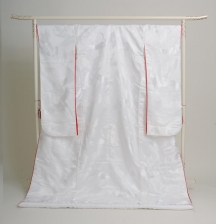 白無垢k011鶴赤線入