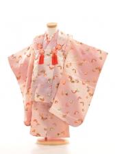 753レンタル(3歳女)3030うす紫ぼかし蝶
