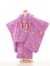 753レンタル(3歳女)3043 NO30紫総かのこ花