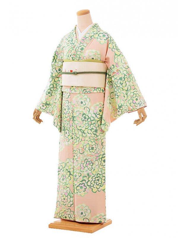 小紋559 tsumori chisatoツモリチサト サーモン