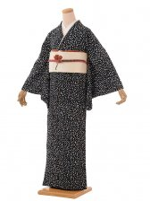 小紋560 tsumori chisatoツモリチサト 黒
