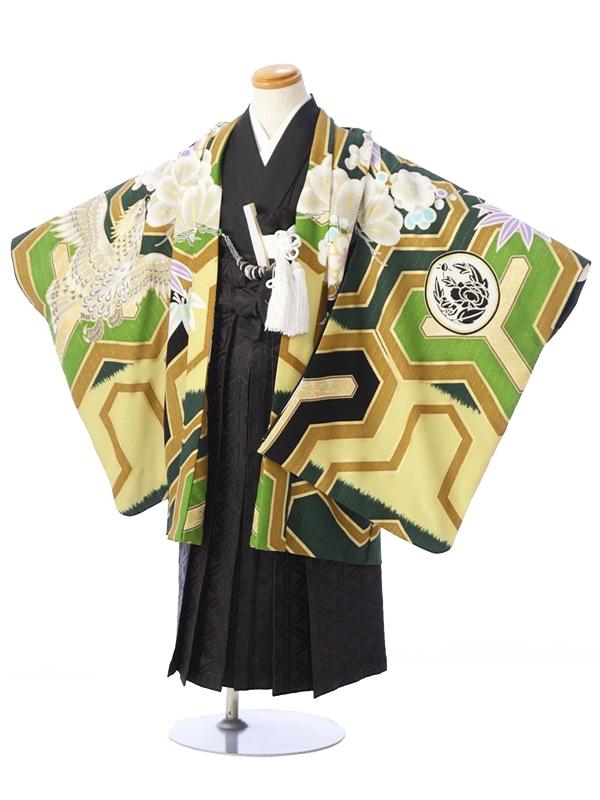 七五三(5歳男)5880 高橋大輔×J.S緑×黒