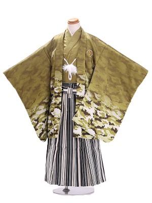 七五三レンタル(5歳男袴)J070