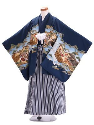 七五三レンタル(5歳男袴)J052