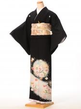 anan(アンアン)黒留袖レンタル8AA29