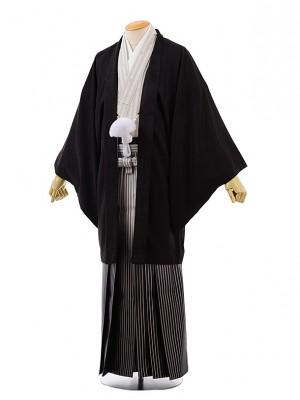 男性用袴レンタル men0003dark gray(L)/成人式