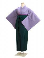 卒業式袴 薄紫 91【身長150cm位】