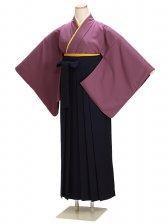 卒業式袴 紫 94【身長150cm位】
