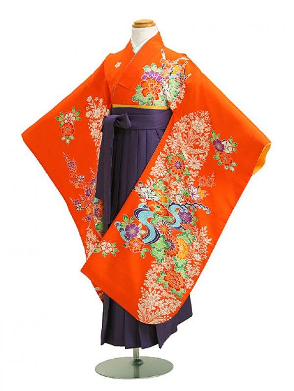 七五三 袴 5~7歳女児 ★カ 卒園式 入学式