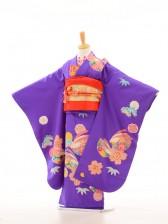 753レンタル(7歳女)7011うす紫花うさぎ