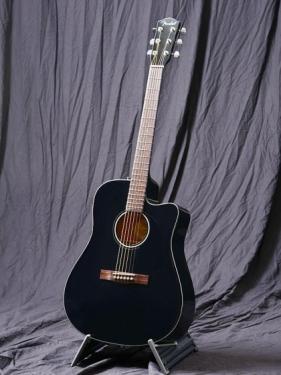 ギター1DB0011 FENDER CD-140SCE/BK