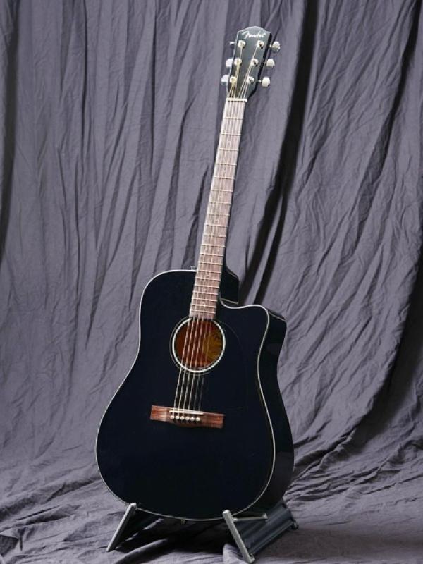 ギター1DB0011|FENDER|CD-140SCE/BK