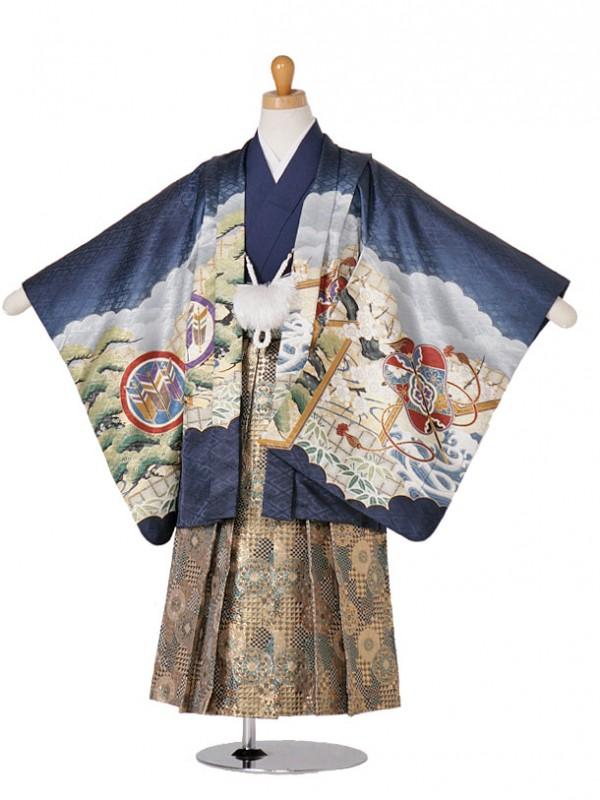 七五三(5歳袴)189-125兜