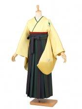 卒業袴レンタル 012黄色