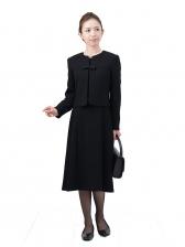 女性ブラックフォーマル1CQ0010アンサンブル