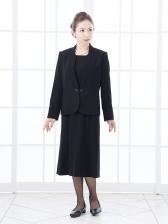 女性ブラックフォーマル1CQ0024アンサンブル