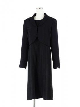 [礼服]産後用授乳口付きアンサンブル(M202)