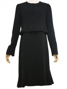 [東京発送]女性ブラックフォーマルNAZK042MICHELKLE