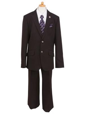 スーツ男児021黒 MICHIKO LONDON 150