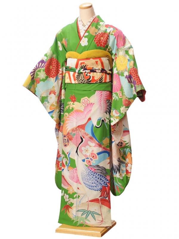 ジャパンスタイル振袖レンタル8ACB46/成人式等