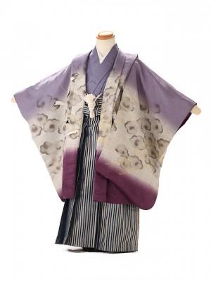 5才男の子 羽織袴  505
