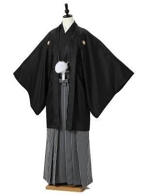 成人式卒業式男性用袴0024 黒