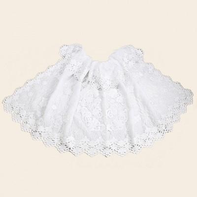 ベビーセレモニーケープ HO02 ホワイト