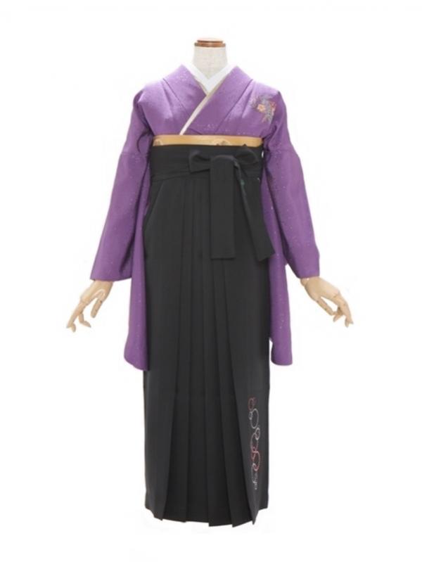 女性袴96/紫/カンサイ