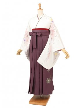 卒業袴レンタル A91白