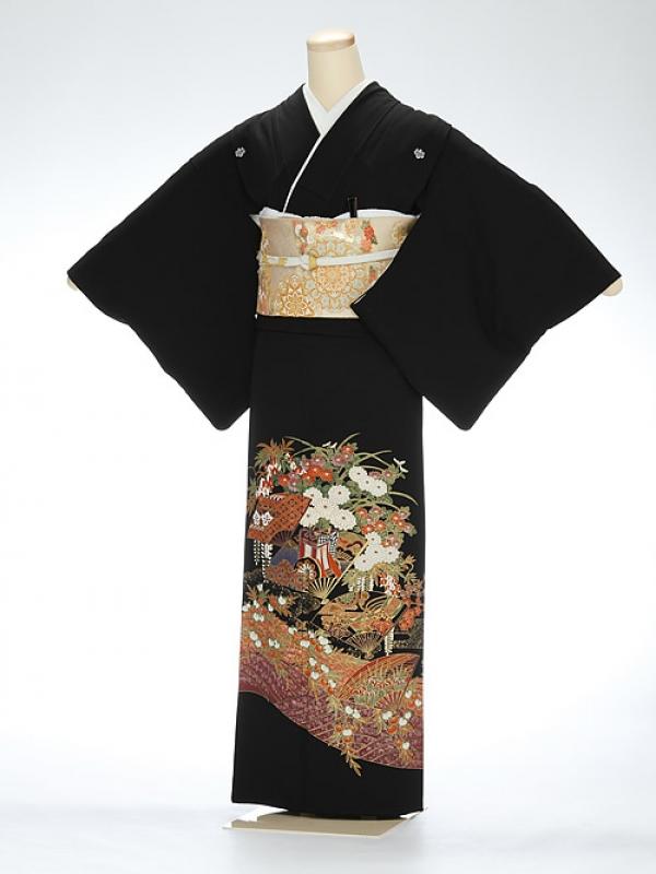 黒留袖0128