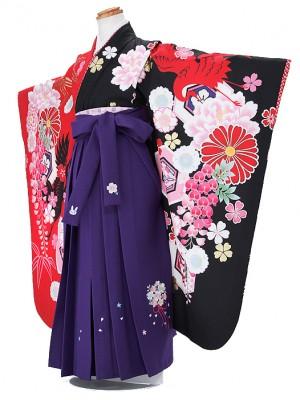 卒園式 ジュニア袴(女の子) 7205