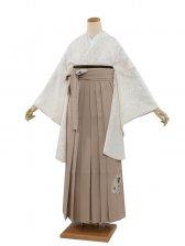 女袴(8352)黒赤古典レトロ/橙袴87