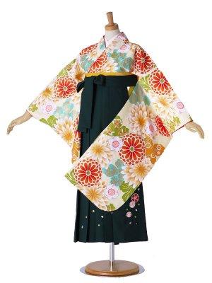小町kids ブランド 着物と袴セット