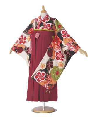 九重 ブランド着物と袴セット