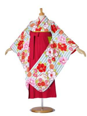 花ひめブランド 着物と袴のセット