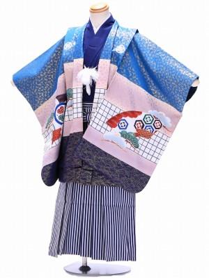 七五三レンタル(5歳男袴)Z032