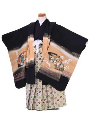 七五三レンタル(5歳男袴)Z018
