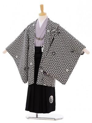 七五三(5歳男袴)G029 JAPANSTYLE 黒